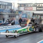 Racetrack drama to unfold at Santa Pod's European Drag Racing finals