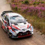 Rally Finland:  SS 12/13 Latvala tops tight scrap
