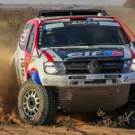 LATEGAN/CUMMINGS CLAIM VICTORY IN PRODUCTION VEHICLE CATEGORY AT CHALLENGING BRONKHORSTSPRUIT 400