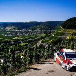 Rally Germany: SS3/4: TÄNAK BACK IN FRONT