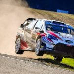 Rally Germany: SS12/13: OTT CLEAR AFTER NEUVILLE STOP