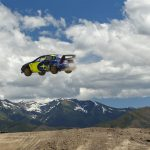 Scott Speed Breaks His Back on Hard Landing at Exhibition Rallycross Event