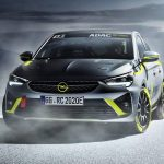 Opel launches electric rally series for 2020