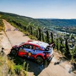 Rally Germany: Neuville closes on Tanak