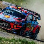 Germany WRC: Tanak wins, Toyota locks out podium
