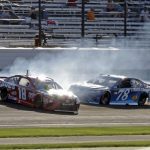 TEMPERS RAGING IN NASCAR AS DRIVERS REACH BOILING POINT HEADING TOWARD BRICKYARD