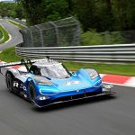 "Efficiency record in the ""Green Hell"" – The Volkswagen ID.R's ground-breaking lap of the Nordschleife in figures"