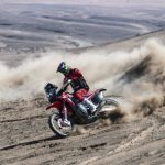 Atacama Rally- Monster Energy Honda get the action underway in the Andes