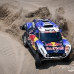 Sainz recommits to X-raid for 2020 Dakar