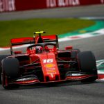 CHARLES LECLERC PUTS FERRARI ON F1 POLE AT MONZA IN BIZARRE QUALIFYING SESSION