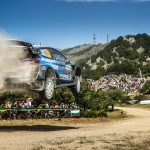 Home hero Elfyn Evans in new Ford Fiesta WRC for Wales Rally GB