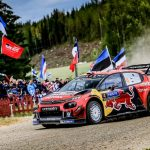 Rally Turkey :   SS3/4: LAPPI LEAPS CLEAR