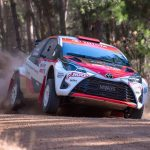 Toyota GAZOO racing Australia's Harry Bates wins ARC driver's title