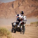 PRZYGONSKI THROWS TITLE FIGHT WIDE OPEN WITH VICTORY IN JORDAN BAJA