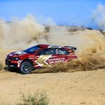 Hot pace gives Al-Attiyah ERC Qualifying Stage win in sunny Cyprus
