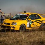 TRACN4 National Rally races into Bronkhorstspruit