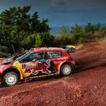Rally Turkey: SS8: OGIER ON A CHARGE