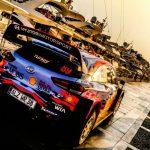 Rally Turkey: Hyundai duo share lead