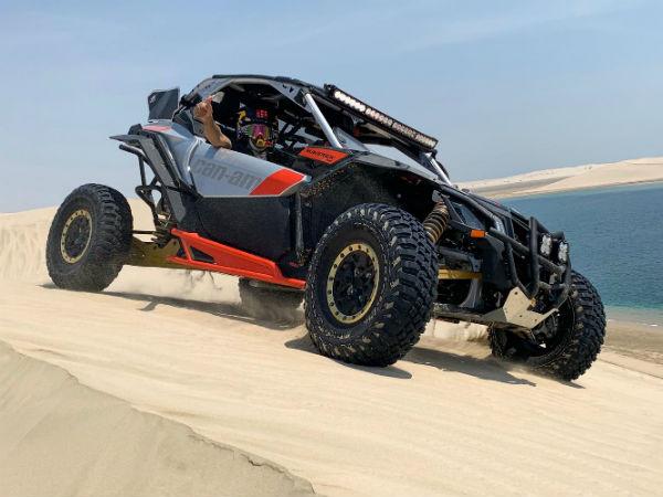 Alonso Seeks Al Attiyah S Help To Prepare For Dakar Rally