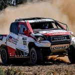 TOYOTA: FERNANDO HAS THE SPEED FOR DAKAR