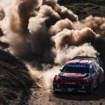Citroen C3 WRC ready for rough gravel challenge of Rally Turkey