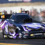 Beckman wins, takes over NHRA points lead at Reading