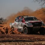 FINAL ROUND OF 2019 SACCS OFFERS TOYOTA GAZOO RACING SA OPPORTUNITY TO PREPARE FOR DAKAR RALLY