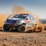 Castrol Ford Team Aims for Victory at Parys 400 to Conclude Successful 2019 Cross Country Season