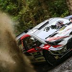 Rally Wales GB: SS2/3: MEEKE EXTENDS GB LEAD