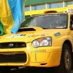 Foreign crews enter Mountain Gorilla Rally
