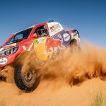 DE VILLIERS/HARO TAKE OVER LEAD IN MOROCCO, AS AL ATTIYAH/BAUMEL RETIRES FROM STAGE 4