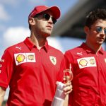 Leclerc: I'm very lucky to have Vettel as a team-mate