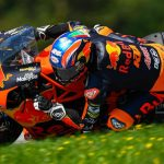 BRAD BINDER TAKES SECOND PLACE IN AN EXCITING RACE FINALE IN THAILAND