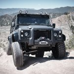 Himalaya Suits Up Land Rovers For 007 Fans With Spectre Defender
