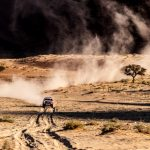 FERNANDO ALONSO MAKES FINAL DAKAR PREPARATIONS WITH TOYOTA GAZOO RACING