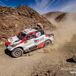 SPANISH LEGEND ALONSO SET TO TAKE PART IN ULA-NEOM CROSS-COUNTRY RALLY