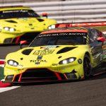 Aston Martin targets championship lead