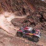 Al-Attiyah coasts to claim third Dakar Rally title