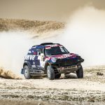 Peterhansel heads entry for this weekend's Riyadh Rally