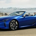 THE STUNNING LEXUS LC 500 CONVERTIBLE MAKES ITS GLOBAL DEBUT AT THE 2019 LOS ANGELES AUTO SHOW