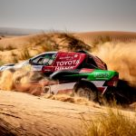 AL ULA-NEOM CROSS-COUNTRY RALLY 2019