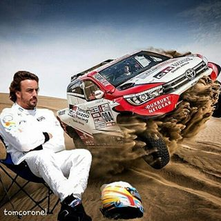 Alonso Coma Make Toyota Gazoo Racing Cut For Dakar 2020