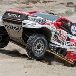 We feared Alonso's Dakar was over, admits co-driver Coma