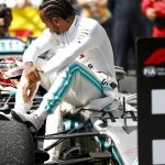 F1 wants Hamilton to race forever –Carey