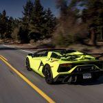 The 2020 Lamborghini Aventador SVJ Roadster Will Make Your Brain Scream