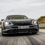 Porsche 4-motor electric powertrain promises ultimate control
