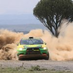 Rosenberger leaves a mark at Classic Rally