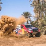 Alonso aims to make history as Dakar Rally heads to Saudi