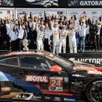 Chaz Mostert likens 'incredible' 24 Hours of Daytona win to stunning 2014 Bathurst win