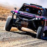 Topsy Turvy Dakar Stage